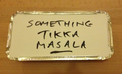 Something Tikka Masala